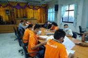 ประชุมคณะกรรมการช่วยเหลือประชาชน (วาตภัย) 21 เมษายน 2564