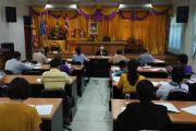 ประชุมคณะกรรมการกองทุนหลักประกันสุขภาพ อบต.เมืองแคน ประจำปีงบประมาณ 2563