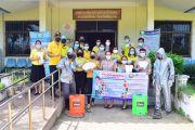 กิจกรรมรณรงค์การปฏิบัติตัวในช่วงการระบาดของโรคติดเชื้อไวรัสโคโรนา 2019 (โควิด-19)